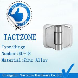 New Design Factory Zinc Alloy Bathroom Cubicle Partition Hinge pictures & photos