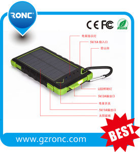 Wholesale Solar Phone Charger 8000mAh pictures & photos