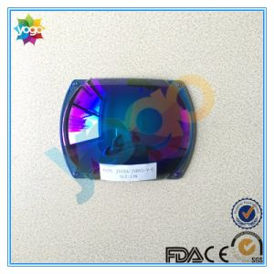 PC Mirror Lens Hard Coated Blue Revo Polycarbonate Lens