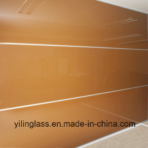 Large Size Color Painted Facade Glass with TUV, CE, Australia SGCC Certificate pictures & photos