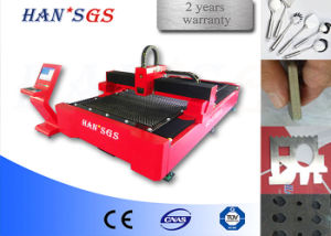 CNC Laser Cutting Equipment for Metal (GS-LFD3015) pictures & photos