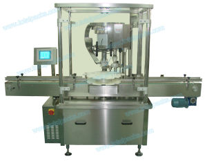 Automatic Capping Machine for Skincare Bottles (CP-100A) pictures & photos