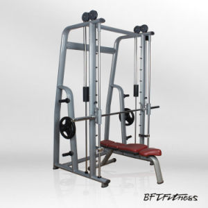 Free Weight Bench Wholesale Sports Fitness Equipment Smith Machine Bft-2024 pictures & photos