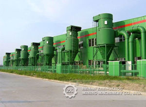 Hot Sale Simple Structure Industrial Cyclone Dust Collector pictures & photos