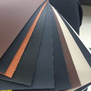 PVC Car Seat Cover Stocklot PVC Leather pictures & photos