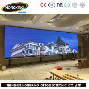 Indoor High Definition SMD P1.667 Full Color LED Display pictures & photos