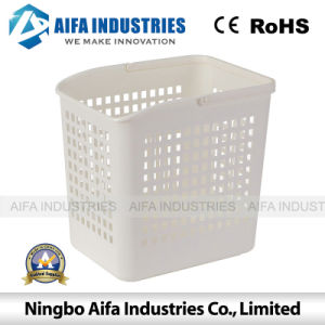 Plastic Storage Basket Injection Mold with Handle pictures & photos
