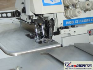Mattress Machine Multi-Function Flanging Machine pictures & photos