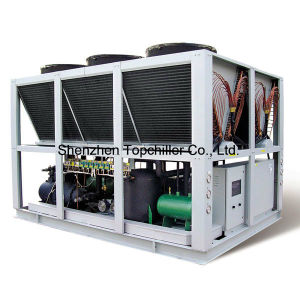 Hanbell Brand Screw Compressor 360kw Air Cooled Water Chiller pictures & photos