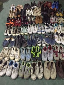 Used Shoes and Second Hand Shoes pictures & photos
