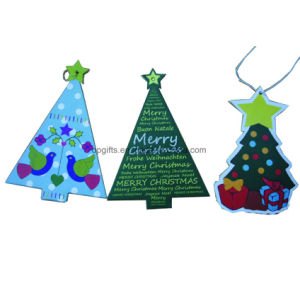 Promotional Gifts Paper Car Air Freshener Christmas Gifts pictures & photos