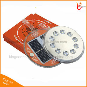 Portable Solar Light Waterproof Camping Hiking Lamp Manufacturers Inflatable Solar Lantern pictures & photos