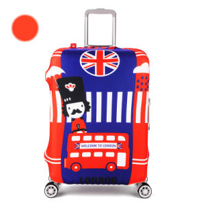 Protective Sleeve Polyester Spandex Luggage Cover Wholesale pictures & photos