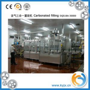 Automatic Xgf18-18-6 Pet Bottle Liquid Filling Machine for Beverage Line pictures & photos