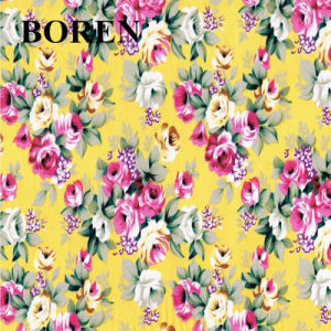 Cotton Printed /Reactive Printing Fabric for Home Textile pictures & photos