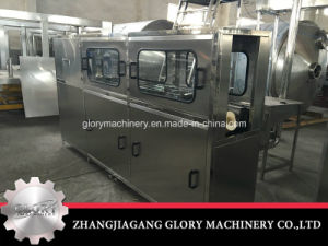 120bph 19L Barrel Water Washing Filling Capping Machine pictures & photos