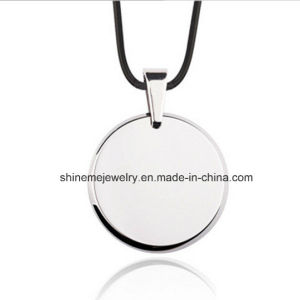 Tungsten Pendant Tungsten Carbon Fiber Inlay Creative Personality Fashion Pendant pictures & photos