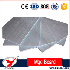 Magnesium Oxide Board Fireproof MGO Board Magnesium Board Supplier pictures & photos