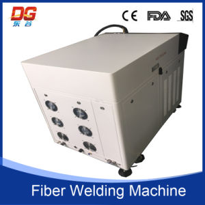 Widely Used 400W Fiber Optic Transmission Laser Welding Machine pictures & photos