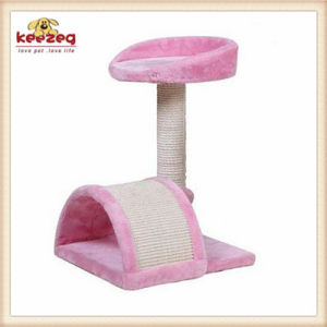 Sturdy More Colors Cat Scratcher Tree Cat Dog Toys (KG0010) pictures & photos