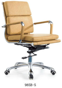 Modern Leather Swivel Office Executive Eames Chair pictures & photos