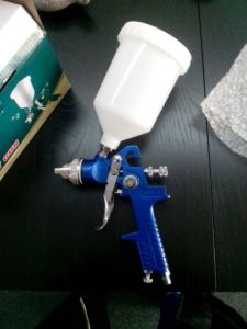 Gun of Activator for Water Transfer Printing System by Liquid Image pictures & photos