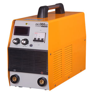 300A, Three Phase, Inverter DC Welder (MMA/ARC300) pictures & photos