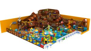 Amazing Soft Padded Playground Equipment Indoor Playground (YL-B029) pictures & photos
