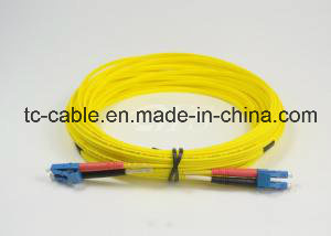 Ce/UL Certificate LC to LC Single-Mode Optical Fiber Jumper pictures & photos