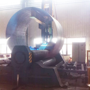 Four-Roll Bending Rolls W12H-25*2000 Rolling Machine pictures & photos