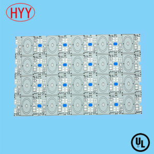 Single Side MCPCB, Single Layer PCB Manufacturer with Mass Order Lead Time 7-10 Days pictures & photos