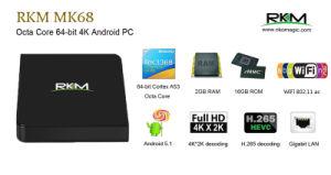 Rikomagic Octa Core Android 5.1 Mini TV Box (Mk68) pictures & photos