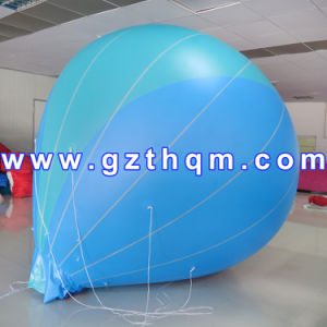 Popular Inflatable Advertising Helium Balloon/PVC Giant Helium balloon pictures & photos