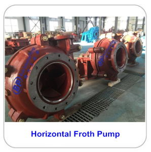 Horizontal Froth Pump pictures & photos