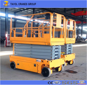 380kg Self-Propelled Scissor Lift pictures & photos