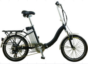 2016 City Life Electric Folding Bike for Sale pictures & photos