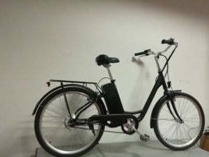 Electric Bike Bicycle with Steel Frame pictures & photos