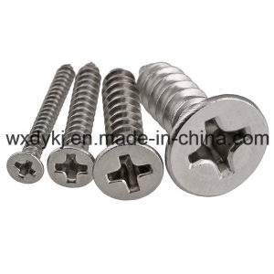 Stainless Steel Self Tapping Drilling Screw pictures & photos
