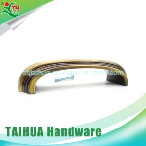 Green Bronze Brush Line Zinc Alloy Handle with 81623-96 pictures & photos
