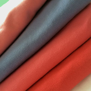 Woven Textile Factory T400 Stretch Cotton Pique Fabric for Shirt pictures & photos