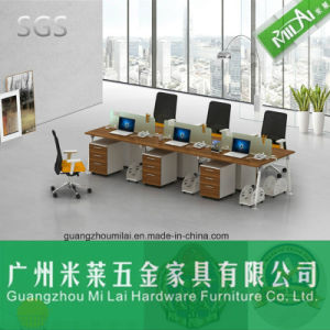 Perfect Desk Steel Base Office Furniture Partition Desk pictures & photos