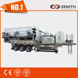 ISO Ce Approved Full Service Mobile Crusher for Iron Ore pictures & photos