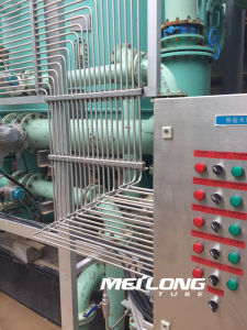 S31603 Stainless Steel Downhole Hydraulic Control Line Coiled Tubing pictures & photos