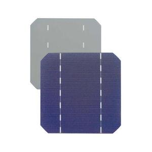156mmx156mm High Effeciency Monocrystalline Solar Cells pictures & photos