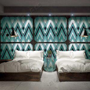 2017 New Modern Design Wall Paper Wholesale Decorative PVC 3D Wallpaper pictures & photos