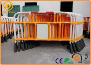 Temporary Road Traffic Plastic Safety Barrier Fence for Road Construction pictures & photos