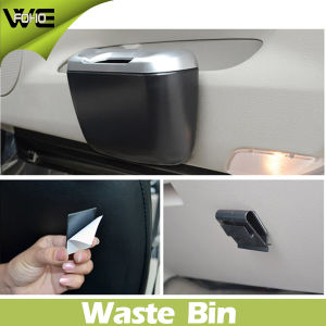 Simple Useful Design Small Size Plastic Dustbin pictures & photos