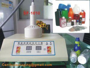 Semi-Automatic Aluminum Foil Bottle Induction Sealing Machine pictures & photos