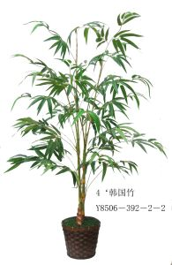 High Quality Artificial Bamboo Plants pictures & photos