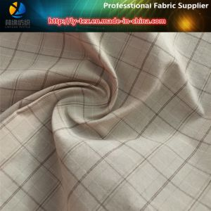 Nylon Yarn Dyed Plaid Fabric, Men Shirting Yarn Dyed Fabric (LY-YD1018) pictures & photos